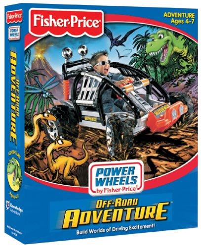 Fisher-Price Power Wheels Off-Road Adventure - PC/Mac