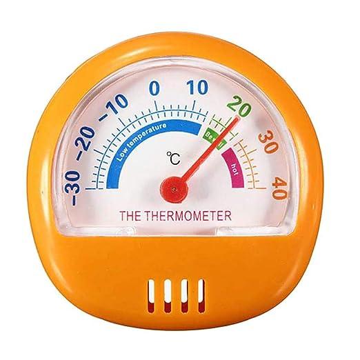 FEIDA - Termómetro para frigorífico, mini puntero, para congelador ...