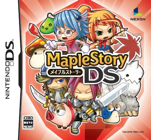 MapleStory DS [Japan Import]