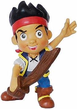 Bullyland - Figura Jake y los Piratas de Nunca jamás: Amazon.es ...