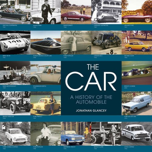 Car a History of the Automobile