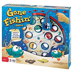 Gone fishing game toys games for Gone fishing game