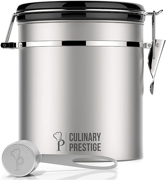 Culinary Prestige Coffee Canister