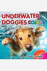 Underwater Doggies Colors Board book