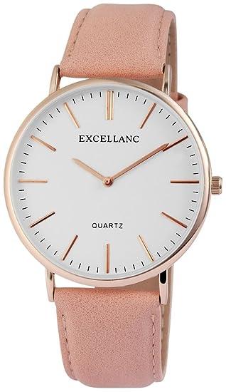 Metal oro rosa pulsera unisex hombre mujer reloj mujer reloj Relojes de acero inoxidable reloj de