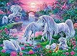 Ravensburger Unicorns in the Sunset Glow 150