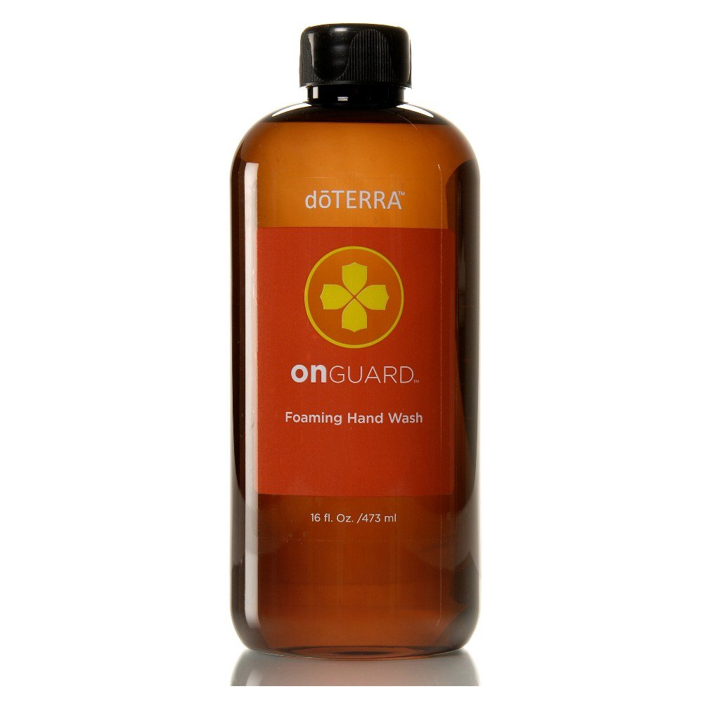 doTERRA - On Guard Foaming Hand Wash - (16 oz) with 2 Dispensers