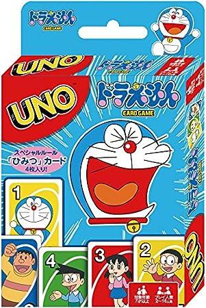Uno Doraemon (Instrucciones Sólo En Japonés): Amazon.es ...