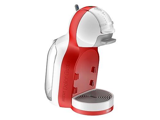 DeLonghi Mini Me EDG305.WR Independiente Máquina de café en cápsulas 0,8 L - Cafetera (Independiente, Máquina de café en cápsulas, 0,8 L, Cápsula de ...