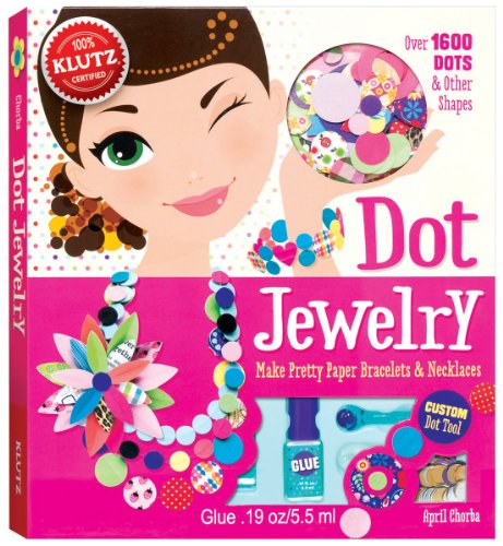 Klutz Dot Jewelry Book Kit