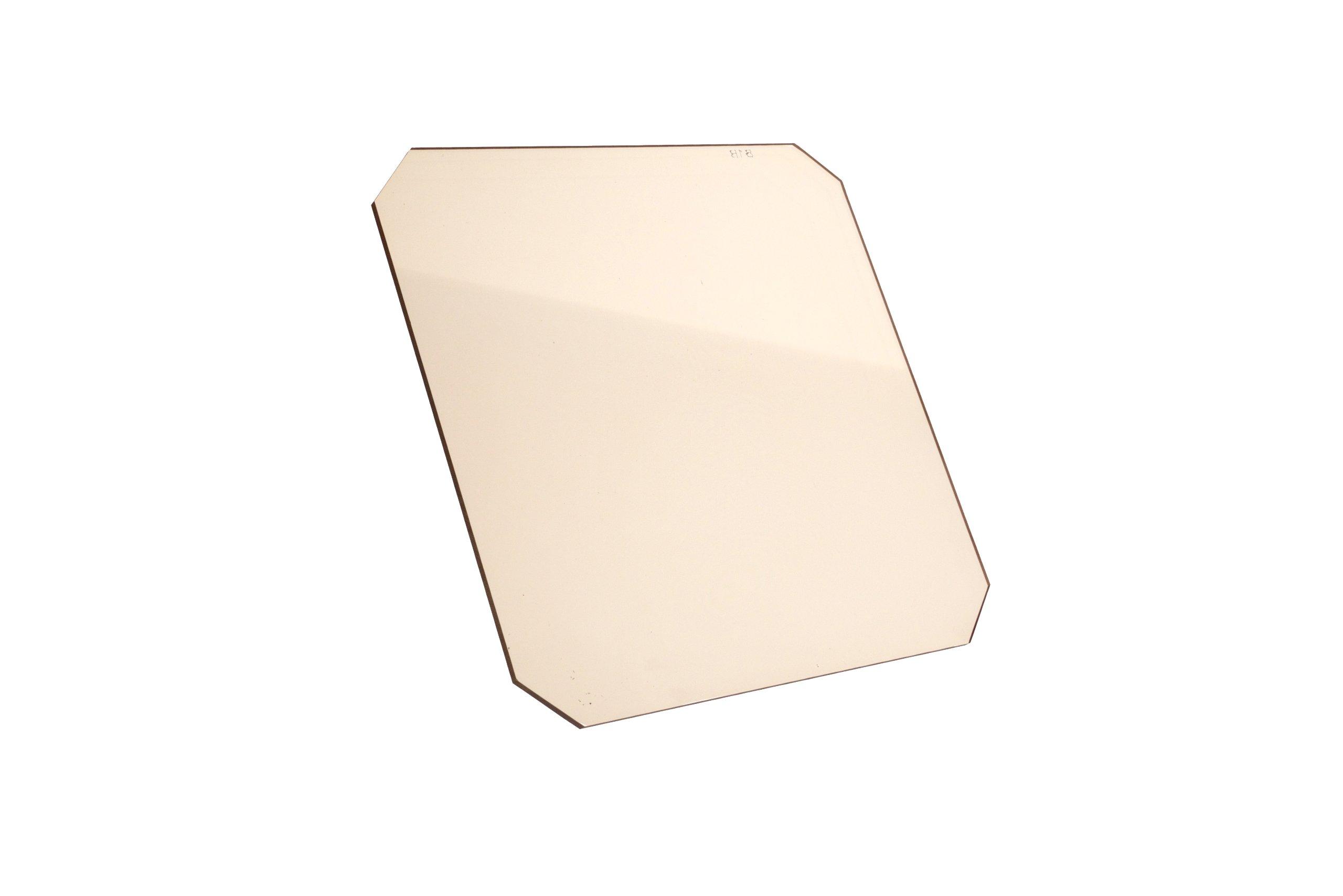 Formatt-Hitech 85x85mm (3.35x3.35'') Resin Color Temperature 81b