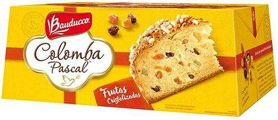 Colomba Pascal Bauducco Frutas 700g: Amazon.com.br: Alimentos e Bebidas