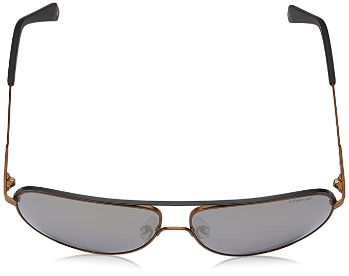 Polaroid Herren Sonnenbrille Pld 2054/S LM 210, Gold (Copper/Brown Pz), 60