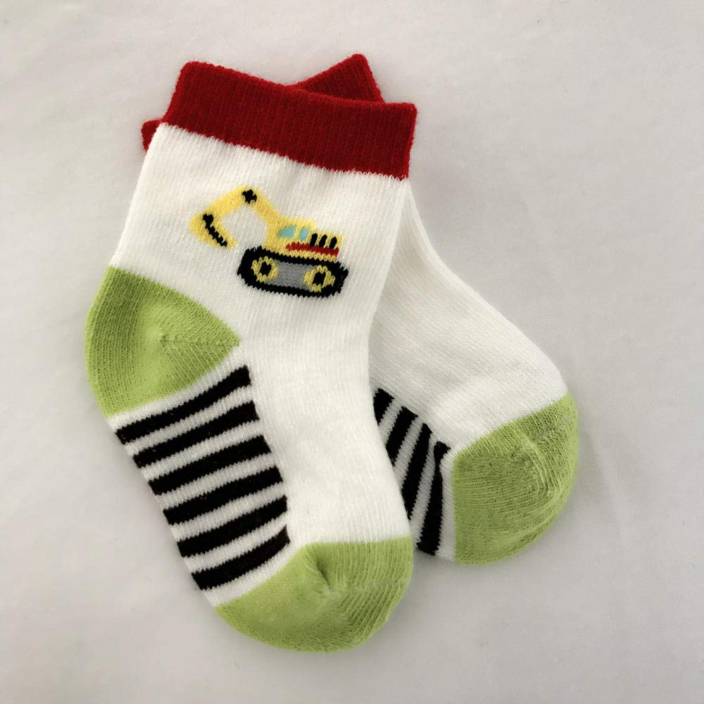 Wholesale Baby Socks Baby Boy Girl Cotton Socks 0-24 months