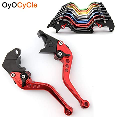S1000R 14 15 16 BLK Short Brake Clutch Levers For BMW S1000RR 2010 11 12 13 14