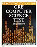Practicing to Take the GRE Computer Science Test, Educational Testing Service, 0446393088