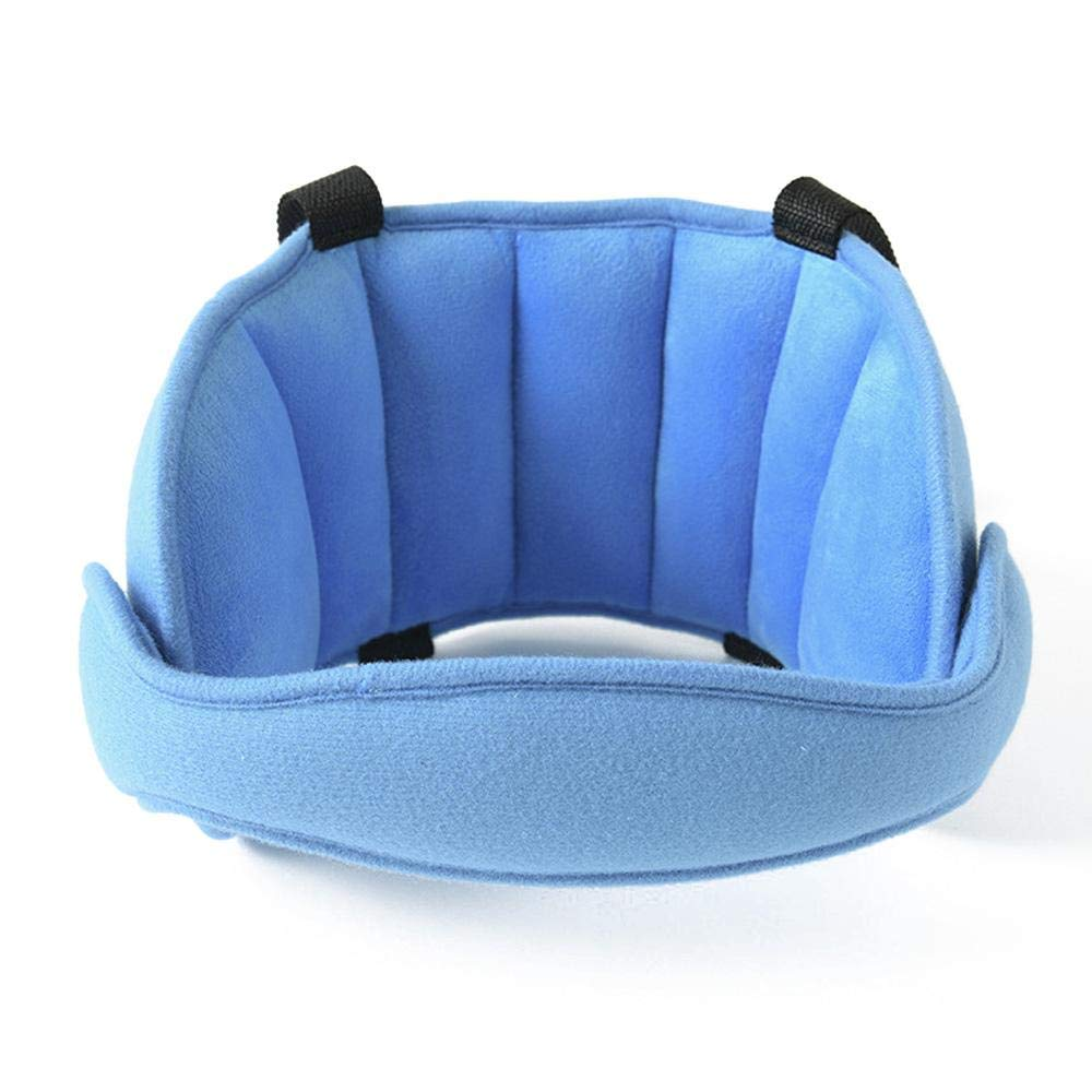 Pawaca Baby//Children//Adult Car Travel Seat Head Supports Neck Support Comfortable Change Size Freely for Baby Children Adult Pillow Support Head Band Easy Installation On Most Convertible Seats
