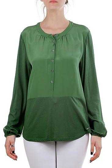 Wwcam0655 Summer Spring 1i 6492 Ns90 Woolrich Shirt Green Women's uOPXiTkZ