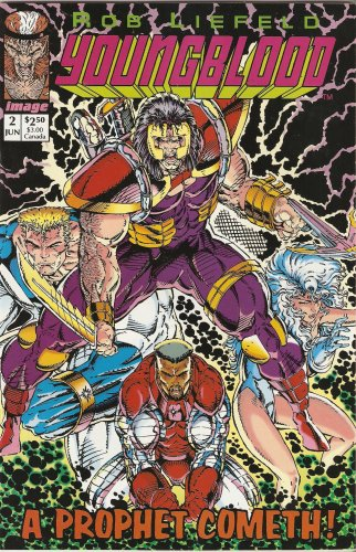 youngblood comic 1 - 5