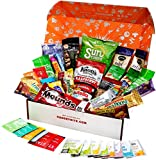 HANGRY KIT – Woman kit – Care Package – Gift Pack – Variety of 42 Bars, Teas, Candies,Cookies and other Snacks Included – 100% Guaranteed Review