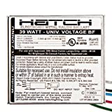 Hatch MC39-1-J-UNNUG3 - 39 Watt - 120/277 Volt - Electronic Metal Halide Ballast - ANSI M130 - Bottom Feed Mounting With Studs