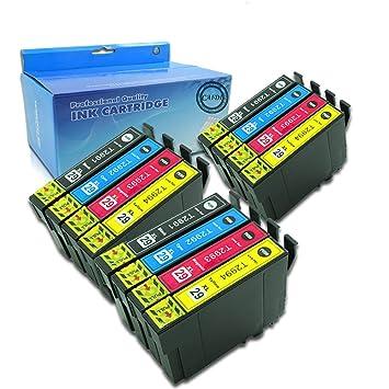 Caidi Chip actualizado Epson 29 XL Cartuchos de Tinta ...
