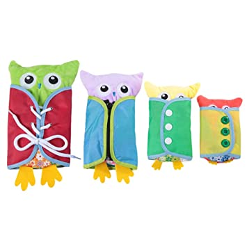 Home Baby Montessori Materials Toys Dressing/zipper/button/lacing Practical Life Skills Teaching Preschool Early Educational Toy New