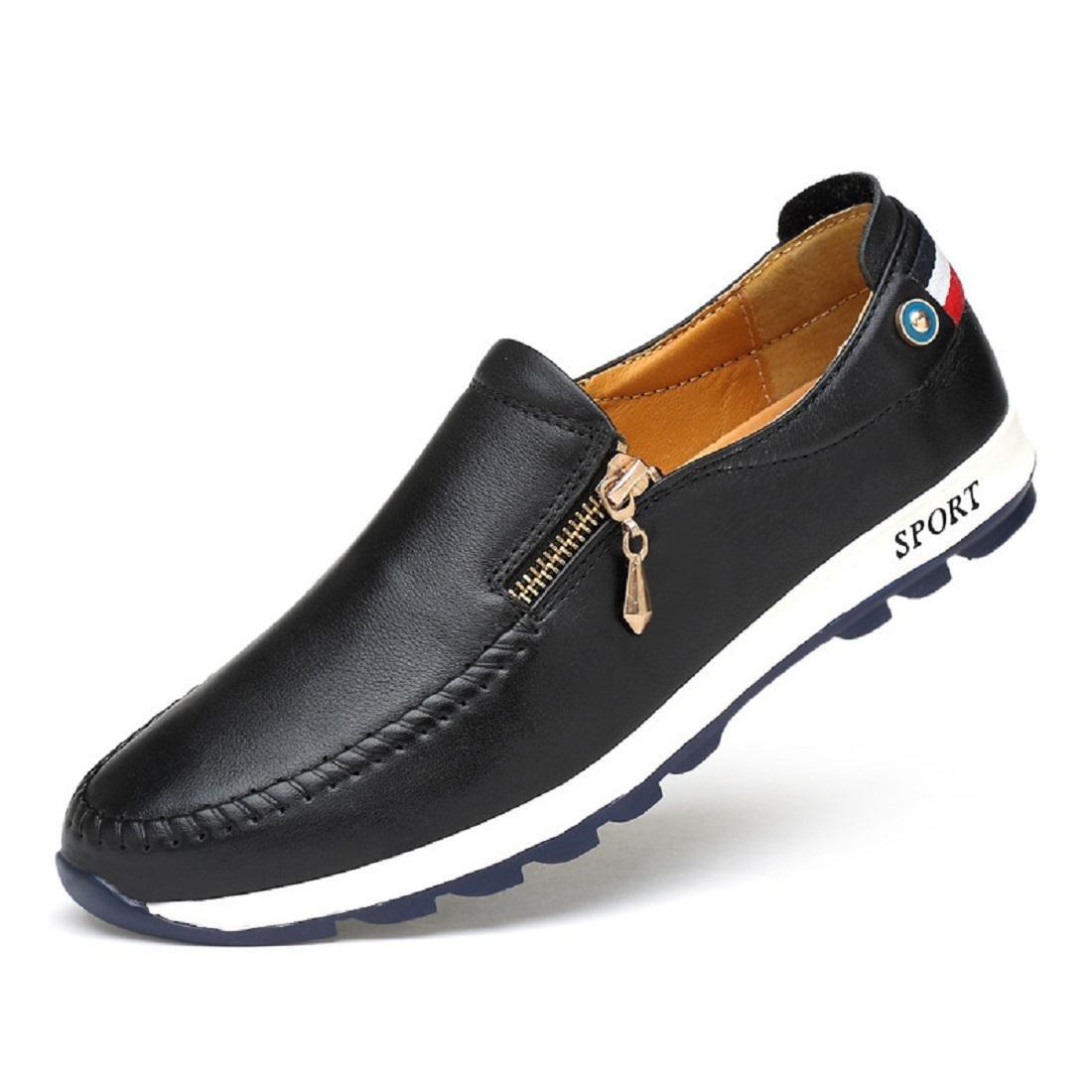 Herren Mode Freizeit Lederschuhe Geschäft Lässige Schuhe Flache Schuhe Atmungsaktiv Licht Gemütlich EUR GRÖSSE 39-44