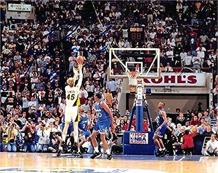 best service 165c7 0d019 Rik Smits autographed 8x10 photo (Indiana Pacers) Image #2 ...