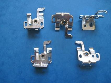 Venetian Blind Standard 25mm Fixing Bracket Pack Of 3