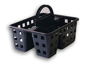 Amazon.com: Mainstay - Bolsa pequeña para ducha, Plástico, S ...