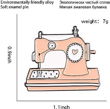 Broches para máquina de coser con diseño de dibujos animados para ...