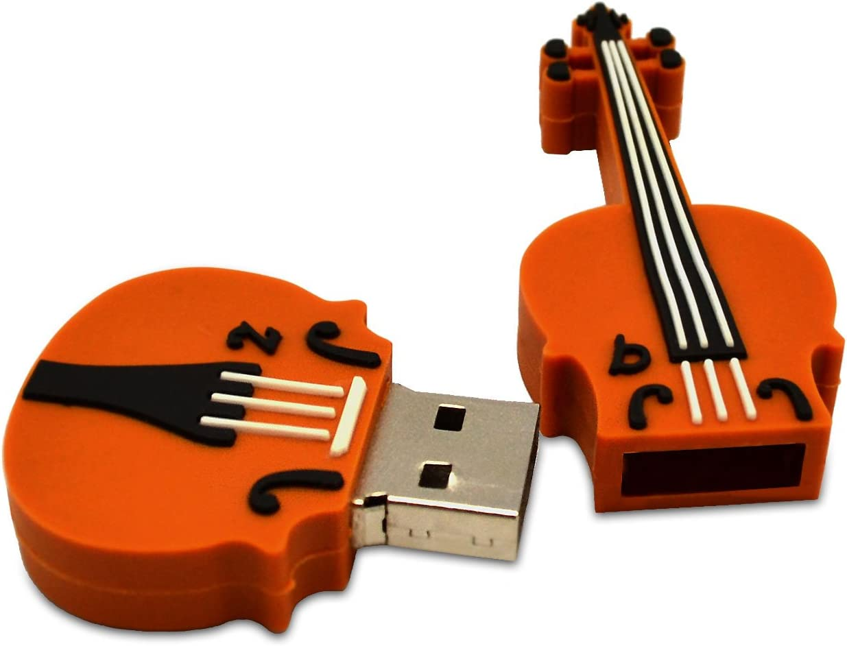 818-Shop no13300020064 USB Pendrive (64GB) violín: Amazon.es ...