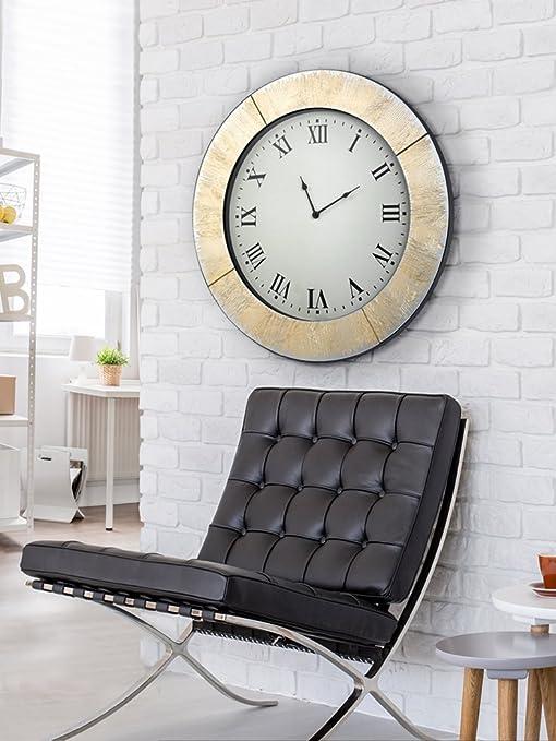 SCHULLER - Relojes de Pared Modernos - Aurora Oro (60x60) - iBERGADA