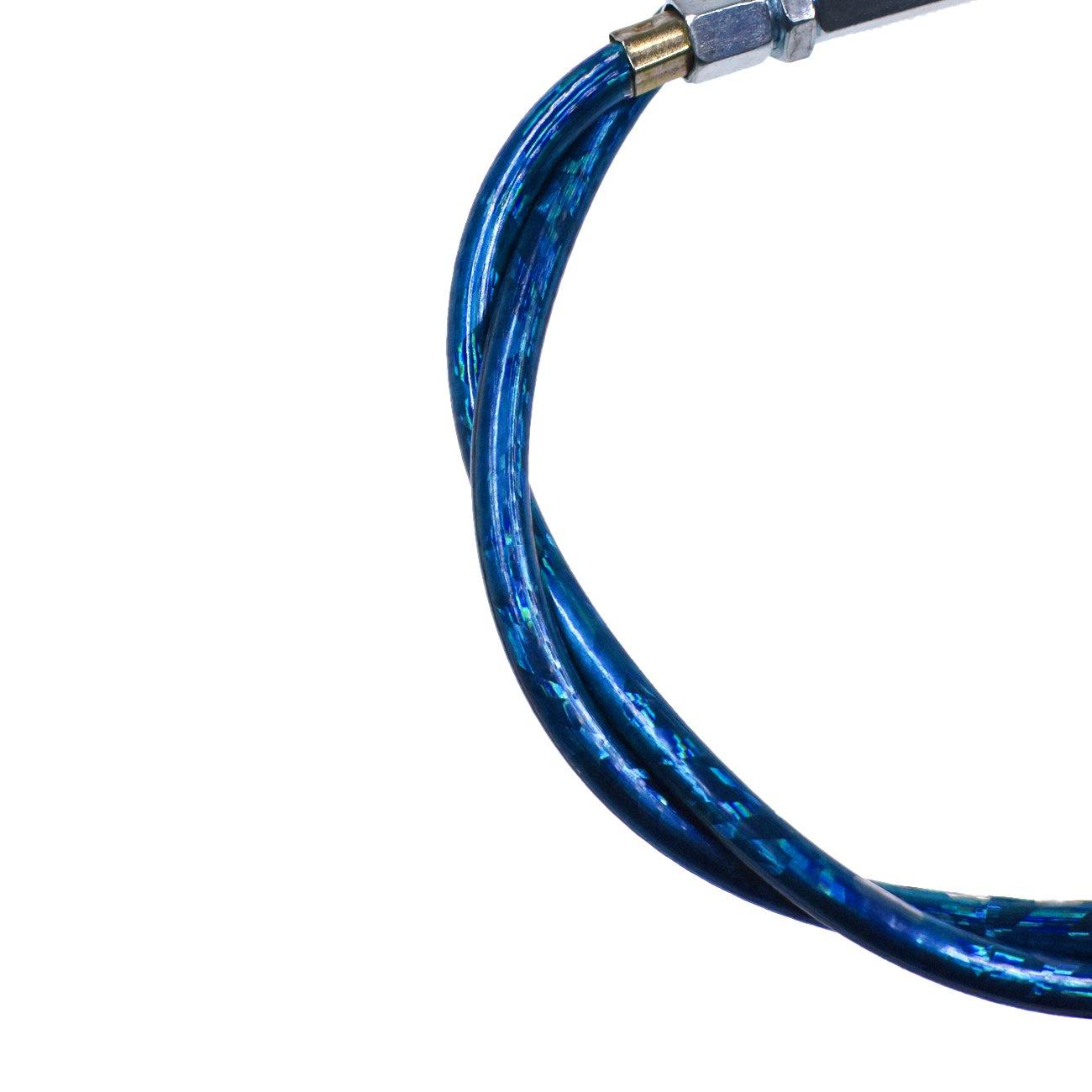 jrl 96 cm - Cable de embrague para 50 cc 70 cc 90 cc 110 cc 125 cc ATV Dirt Pit Bike: Amazon.es: Coche y moto