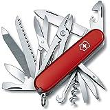 Victorinox 1.3773 Couteau 15 P Rouge