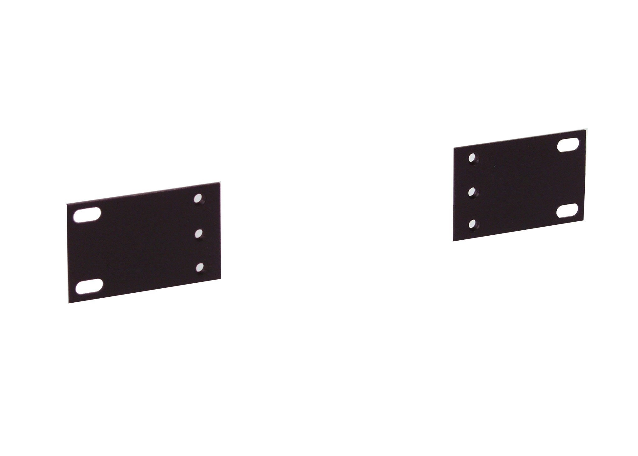 RCB1060-1U Rackmount 1U 23 inch to 19 inch Rack Reducer adapter for 2 Post or 4 Post Cabinet (1 pair)