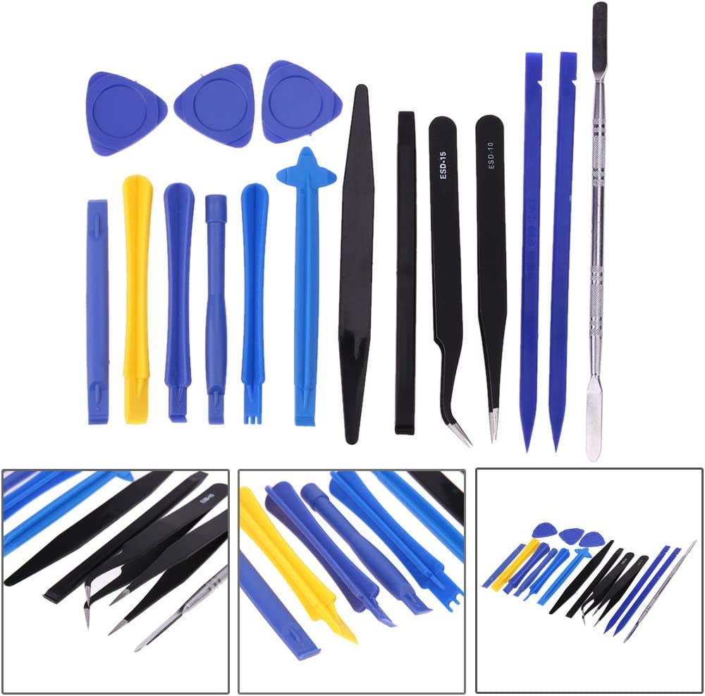 16pcs Set of Tool Repairing Phones Tools Kit for Self Assembly Cell Phone Maintenance Computer Toolkit Opening Screwdriver hot