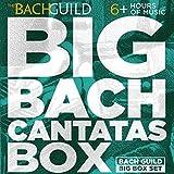 Big Bach Cantatas Box Album Cover
