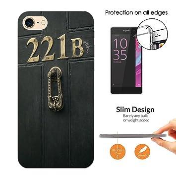 coque iphone 8 sherlock