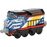 Chuggington - Zack, tren de juguete (TOMY LC54122)