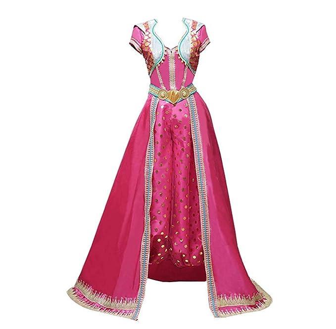 Amazon.com: Starfun - Disfraz de princesa Aladdin árabe de ...