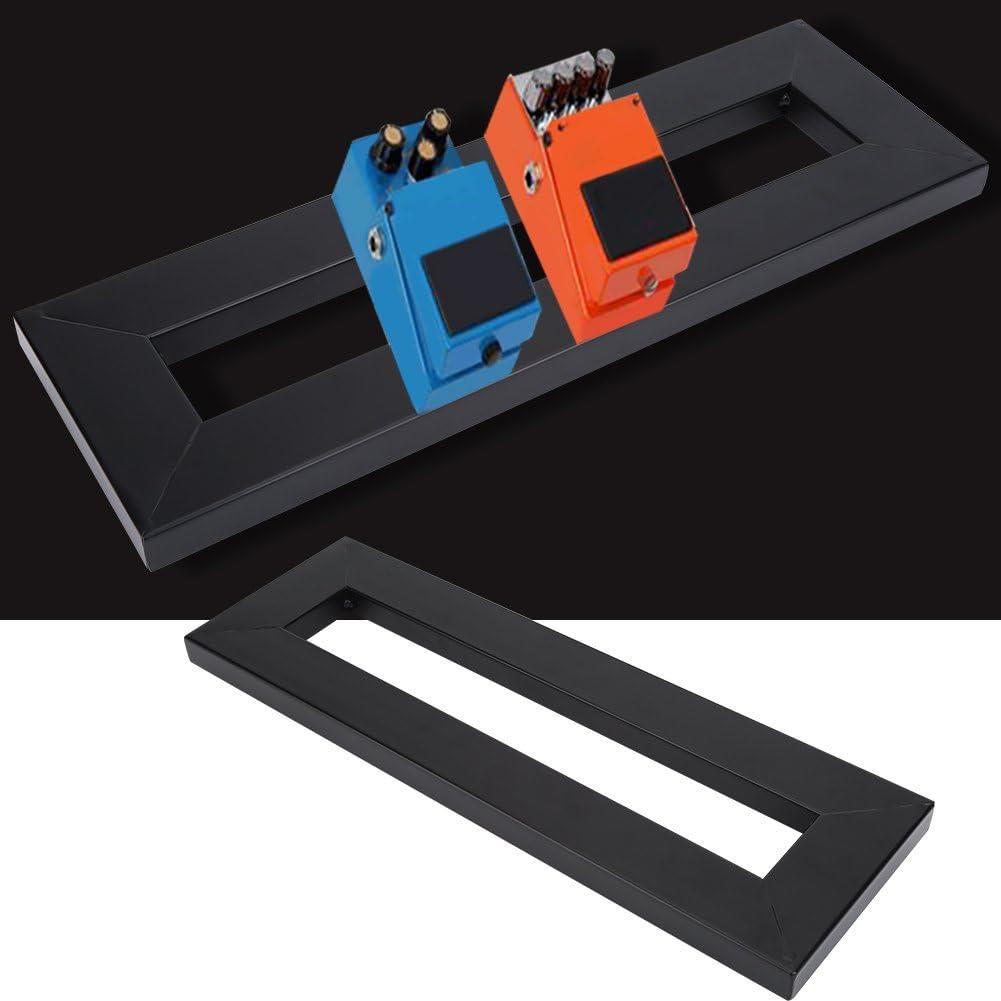 Naroote Pedales de Efectos Board 1Set, con Abrazadera de Cinta de configuración para Pedal de Efectos de Guitarra eléctrica(S): Amazon.es: Hogar