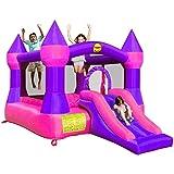 قلعة القفز ولعبة انزلاق للاطفال من هابي هوب