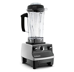Vitamix Standard Programs Blender, Professional-Grade, 64oz. Container, Platinum(Certified Refurbished)