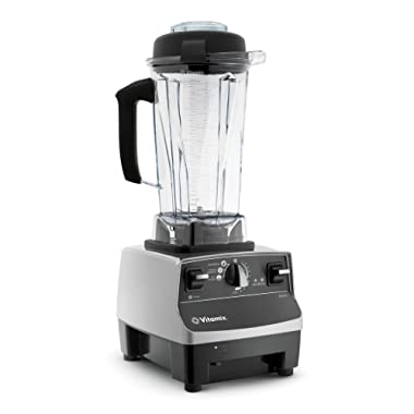 Vitamix Standard Programs Blender, Professional-Grade, 64oz. Container, Platinum(Renewed)