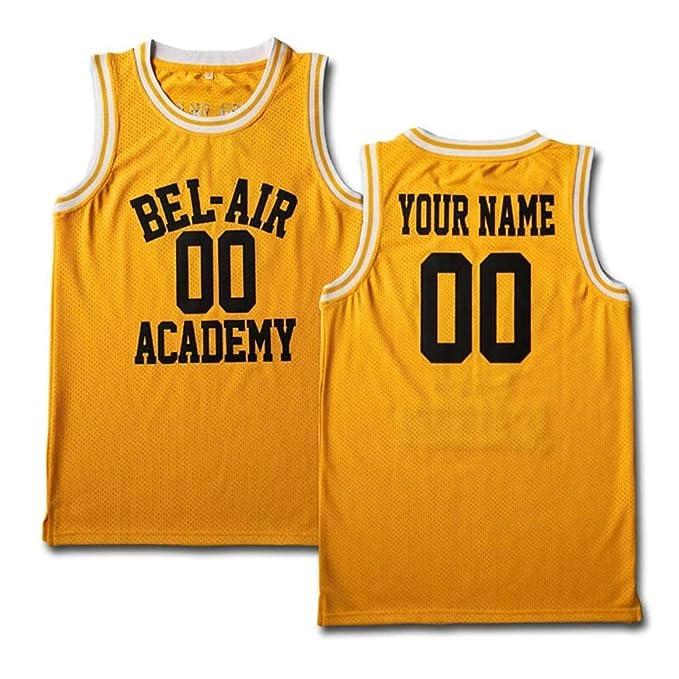 Amazon.com: 2zBrothers Bel Air Academy - Camiseta de ...