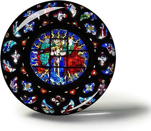 Hqiyaols Souvenir España Catedral de Santa María Barcelona Imanes ...