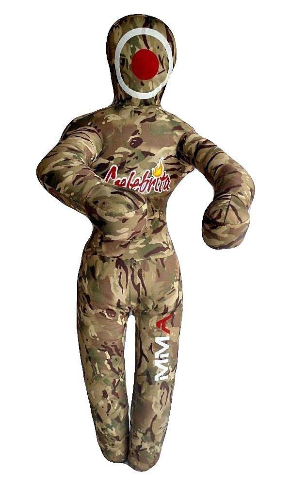GREEM MARKET(グリームマーケット) Celebrita MMA サンドバッグ トレーニング グラップリング ダミー GMUA-1020 B079C1KZQ3 ピンク 121ポンド