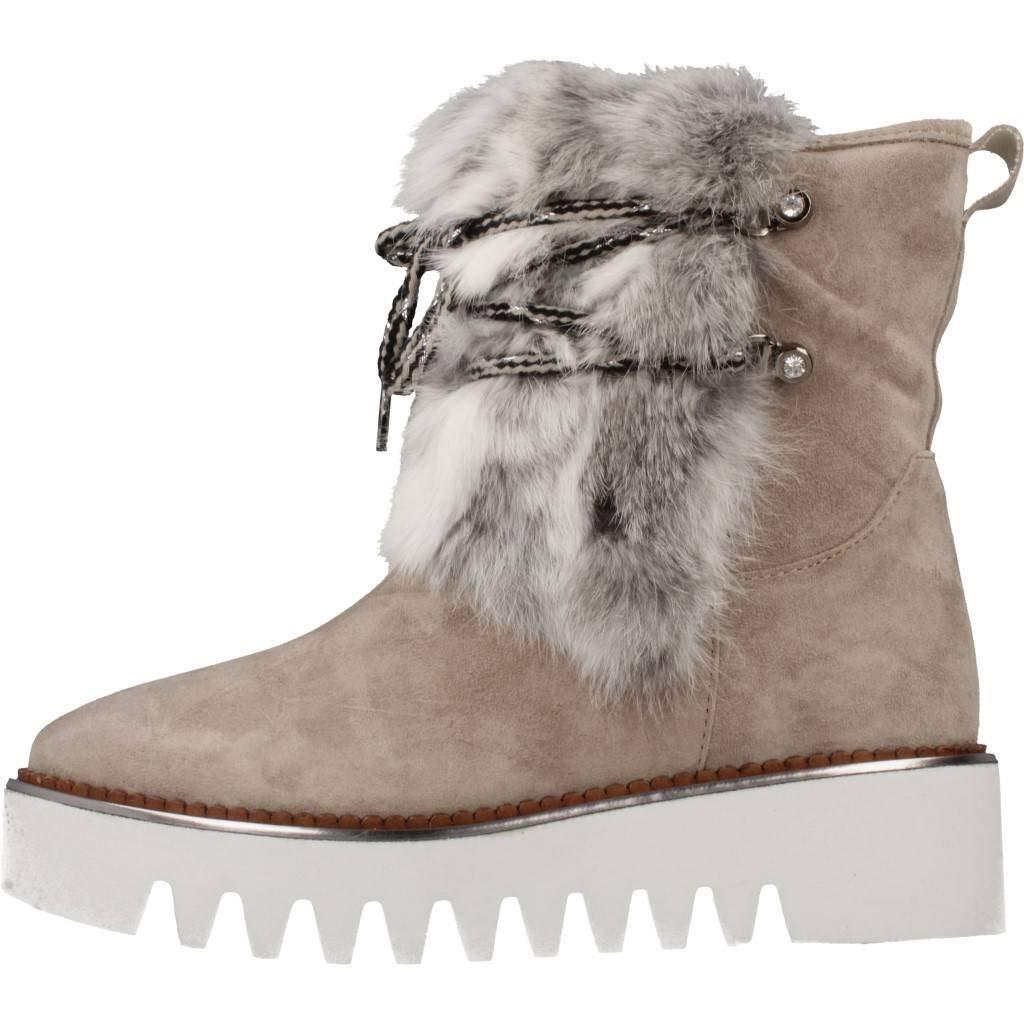 ALPE Stivali Stivali Stivali per Le Donne, colore Beige, Marca, Modello Stivali per Le Donne 3604 11 Beige a0c817